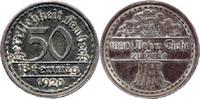 50 Pf 1919 Lembeck (Westfalen) - Herrlichk...