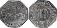 10 Pf 1918, Melsungen (Hessen-Nassau) - St...