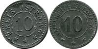 10 Pf o. J. Ostrowo (Posen) - Kreis,  etwa...