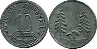 10 Pf 1920 Schönwald (Bayern) - Gemeinde, ...