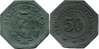 50 Pf o. J. Hersfeld (Hessen-Nassau) - Sta...