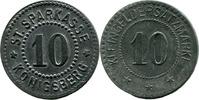10 Pf o. J. Königsberg i. Fr. (Sachsen-Cob...