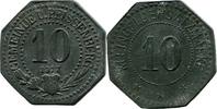 10 Pf 1917 Unter-Preißenberg (Bayern) - Ge...