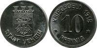 10 Pf 1918, Neheim (Westfalen) - Stadt,  e...