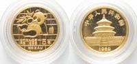 1989 China CHINA 5 Yuan 1989 GOLDPANDA 1/...