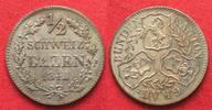 1842 Schweiz - Graubünden GRAUBÜNDEN 1/2 ...