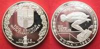 1992 Griechenland GRIECHENLAND 1 Unze Sil...