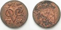 1754 Niederländisch Indien NEDERLANS INDI...