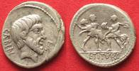 -89 Roman Republic LUCIUS TITURIUS SABINU...