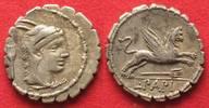 -79 Roman Republic LUCIUS PAPIUS 79 v.Chr...