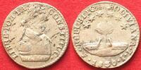 1830 Bolivien BOLIVIEN 1/2 Sol 1830 JL PO...