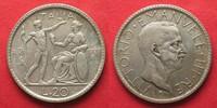 1927 Italien Italia REGNO 20 Lire 1927 VI...