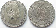 1862 Liechtenstein LIECHTENSTEIN Vereinst...