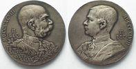 1898 Haus Habsburg - Medaillen FRANZ JOSE...