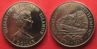 1990 Pitcairn PITCAIRN 1 Dollar 1990 SIED...