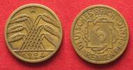 1924 Deutschland - Weimarer Republik WEIM...