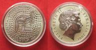 2001 Australien 1 Unze pures Silber AUSTR...