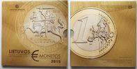 2015 Litauen LITAUEN 3,88 Euro KMS 2015 #...