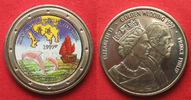 1997 England UK 25 Euro 1997 Karte HONG K...