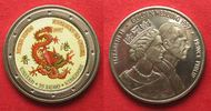 1997 England UK 25 Euro 1997 Drache HONG ...