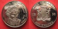 1998 Sambia SAMBIA - PROBE 1000 Kwacha 19...