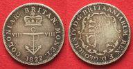 1822 Britisch Westindien BRITISH WEST IND...