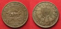 1921 Britisch Ostafrika EAST AFRICA 1 Shilling 1921 GEORGE V silver VF... 12,99 EUR  +  5,00 EUR shipping