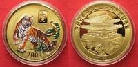 2008 Nordkorea NORTH KOREA 20 Won 2008 Lunar YEAR OF THE TIGER brass C... 11,99 EUR  +  5,00 EUR shipping