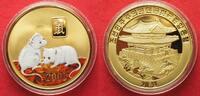 2008 Nordkorea NORTH KOREA 20 Won 2008 Lunar YEAR OF THE MOUSE brass C... 11,99 EUR  +  5,00 EUR shipping
