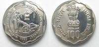 1980 Indien INDIEN 100 Rupees 1980 Landfr...