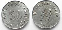 1939 Deutschland - Marken und Zeichen 3RD REICH - SS Canteen money 50 ... 189,99 EUR  plus 6,50 EUR verzending