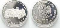 1977 Polen - Proba POLAND Proba 100 Zlotych 1977 KRAKOW CASTLE silver ... 124,99 EUR  plus 6,50 EUR verzending