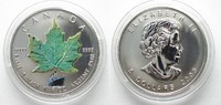 2005 Kanada KANADA 5 $ 2005 MAPLE LEAF 1 ...