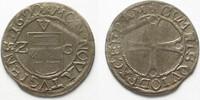 1622 Schweiz - Zug ZUG Batzen 1622 Billon...