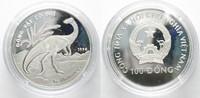 1994 Vietnam VIETNAM 100 Dong 1994 Gallim...