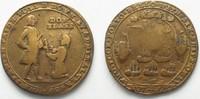 1739 British Tokens - Panama ADMIRAL VERN...