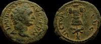 Judaea. Caesarea Maritima. Domitian, 81...