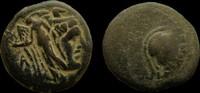Nabatean Kingdom. Aretas II, 103-96 BC....