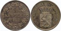 1 Kreuzer 1869 Hessen-Darmstadt Ludwig III. 1848-1877. Patina, vorzügli... 10,00 EUR kostenloser Versand