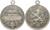 Tragbare Schützenmedaille 1 1874 Braunschweig-Stadt  Fast Stempelglanz  65,00 EUR kostenloser Versand