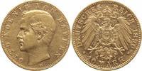 10 Mark Gold 1890  D Bayern Otto 1886-1913. kleine Kratzer, sehr schön  255,00 EUR kostenloser Versand