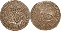 Meißner Groschen Friedrich II. 1 1442 Gött...