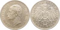2 Mark 1898  A Sachsen-Weimar-Eisenach Carl Alexander 1853-1901. Sehr s... 375,00 EUR  +  5,00 EUR shipping