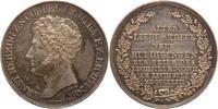 Ag-Medaille 1832 Sachsen-Coburg-Gotha Erns...