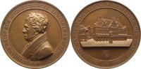 Bronzemedaille 1846 Bremen-Stadt  Fast vor...