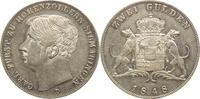 Doppelgulden 1848  D Hohenzollern-Sigmarin...