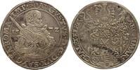 Reichstaler 1572  HB Sachsen-Albertinische...