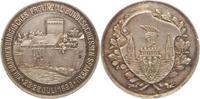 Silbermedaille 1898 Schützenmedaillen Span...