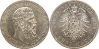 5 Mark 1888  A Preußen Friedrich III. 1888...