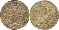 Brakteat 1180-1193 Halberstadt-Bistum Diet...